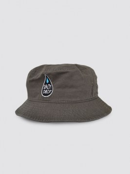 CP83_LOGO GREY BUCKET HAT