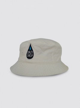 CP84_LOGO WHITE BUCKET HAT
