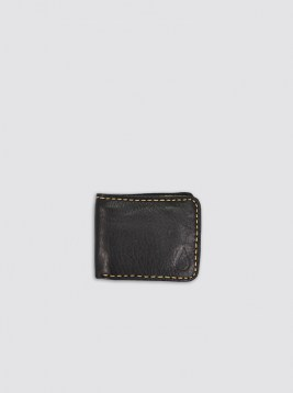 WLT01_Black Leather Wallet